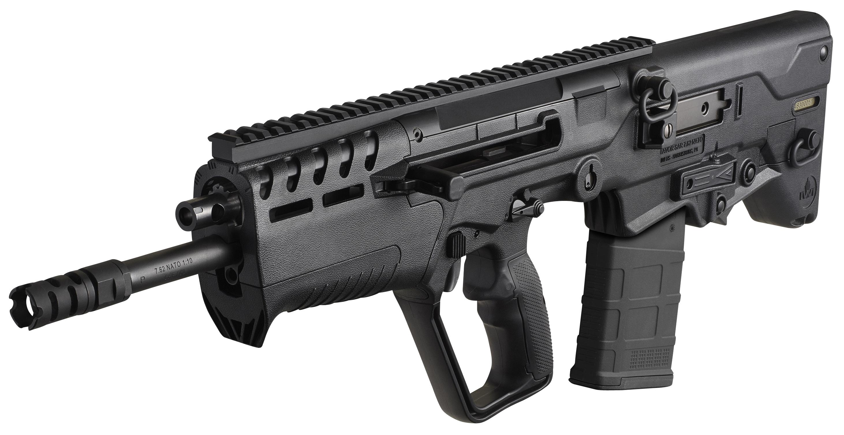 IWI US T7B20 Tavor 7 7.62x51mm NATO 20