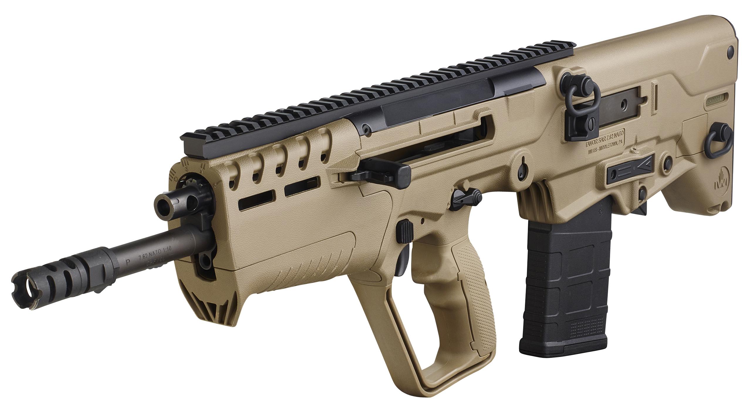 IWI US T7F20 Tavor 7 7.62x51mm NATO 20