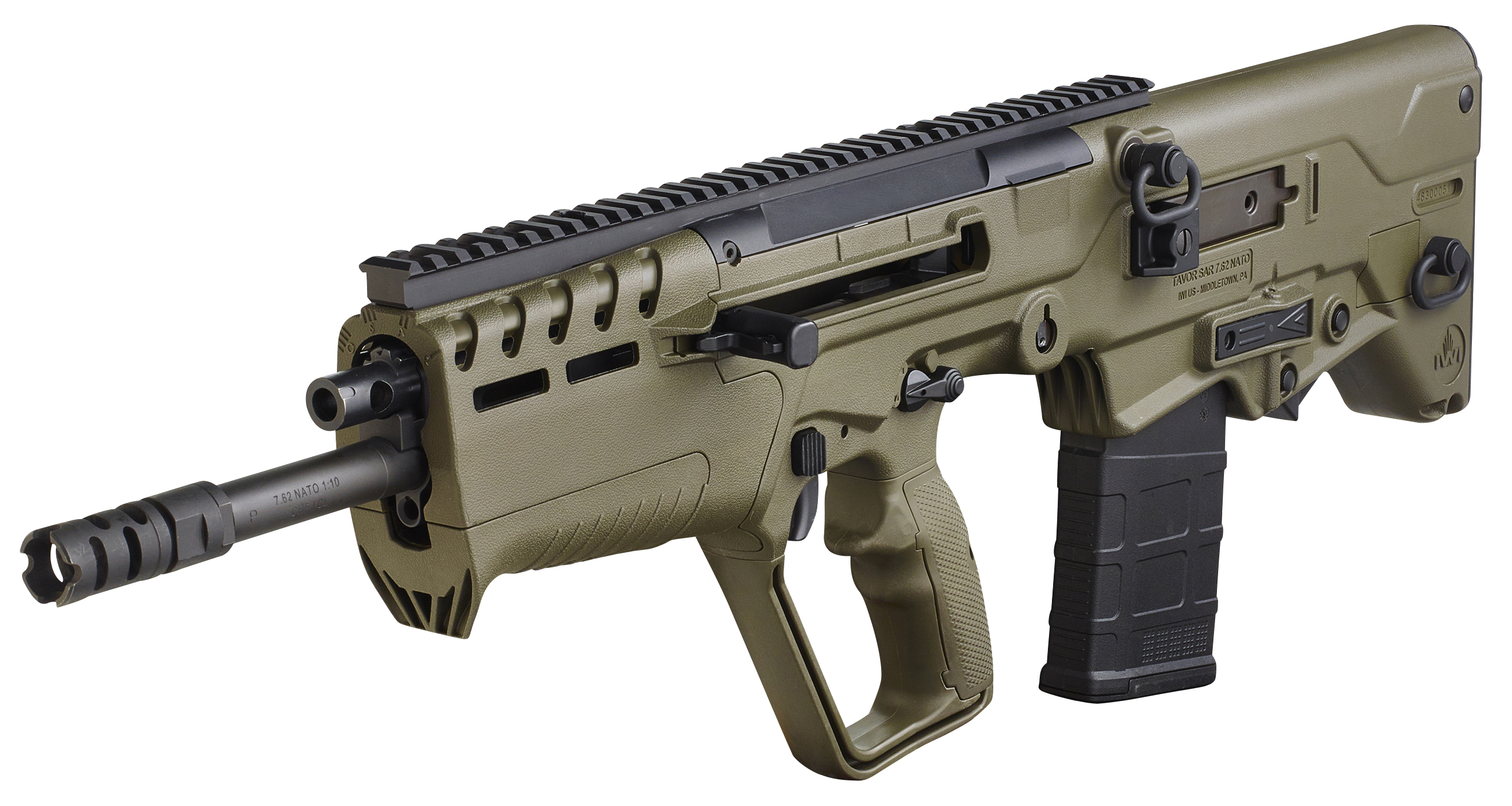 IWI US T7G20 Tavor 7 7.62x51mm NATO 20