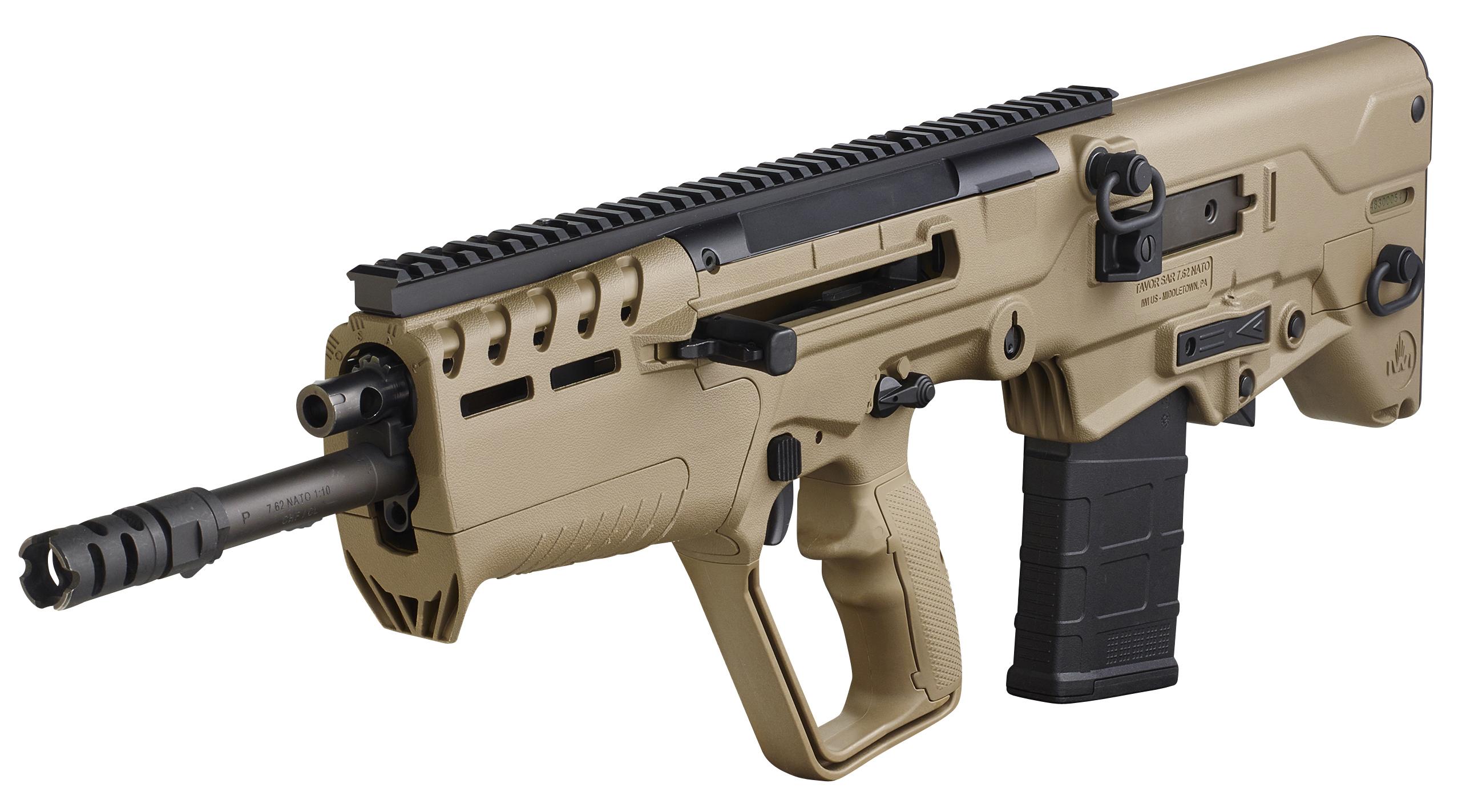 IWI US T7F2010 Tavor 7 7.62x51mm NATO 20