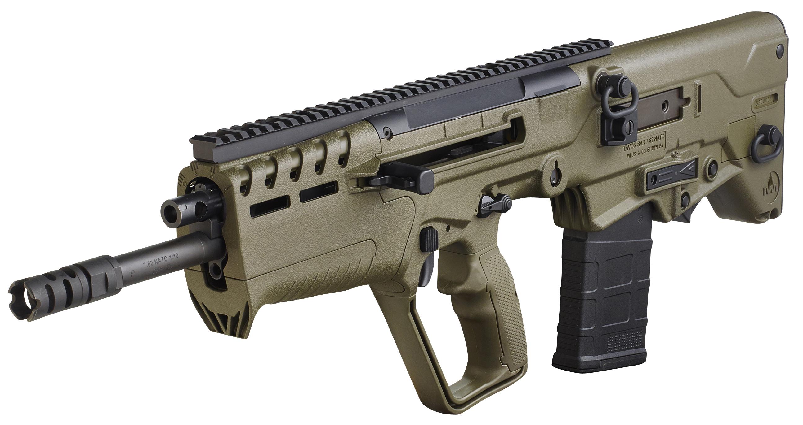 IWI US T7G2010 Tavor 7 7.62x51mm NATO 20