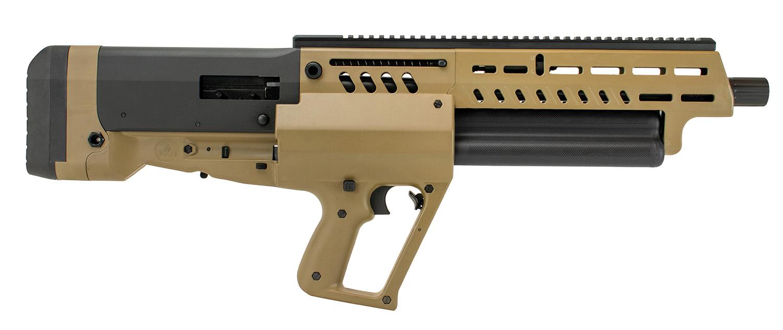 TAVOR TS12 12/18.5 3 FDE 15+1 - BULLPUP SHOTGUN