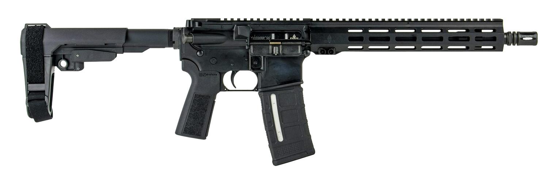 IWI US Z15TAC1210 Zion-15  Tactical Pistol 5.56x45mm NATO 12.50