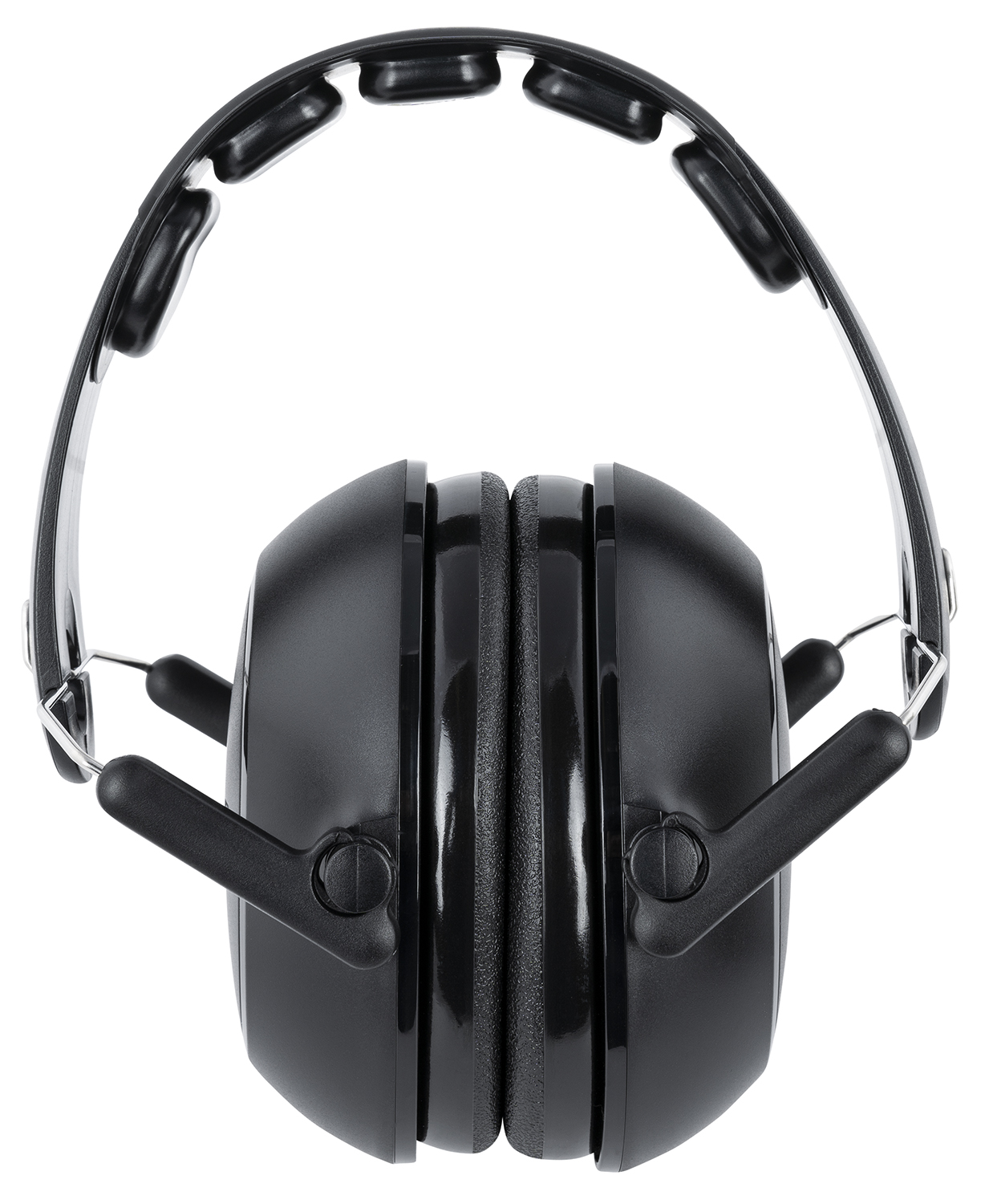 Peltor YTHPEL4DC Sport Hearing Protector 22 dB Over the Head Black Ear Cups with Black Headband for Youth 1 Pair