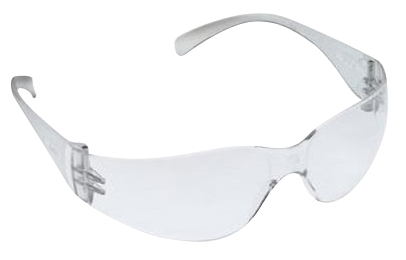Peltor 1122800000100 Virtua  Polycarbonate Clear Lens Safety Glasses 100 Per Case