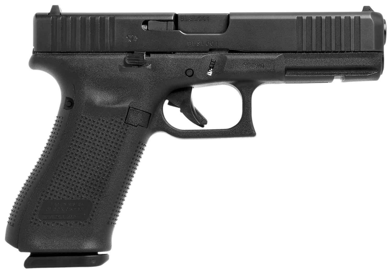 Glock UM1750333 G17 Gen5 9mm Luger 4.49