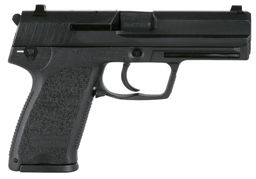 HK 81000317 USP V1 SA/DA 40 S&W 4.25