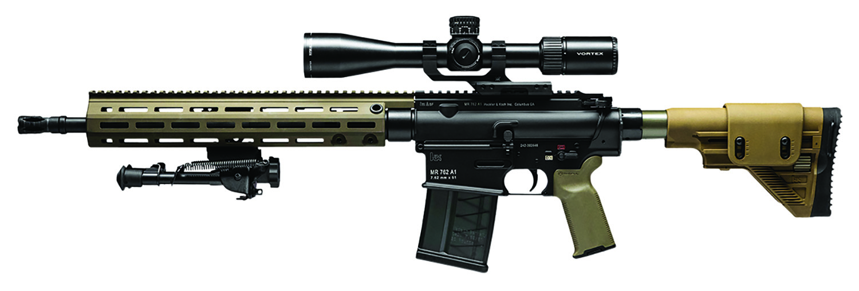 HK MR762 LRP 7.62X51 16.5