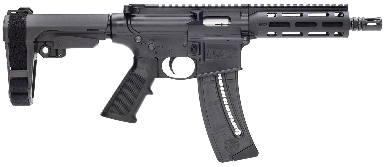 Smith & Wesson 13321 M&P15-22  Pistol 22 LR 8