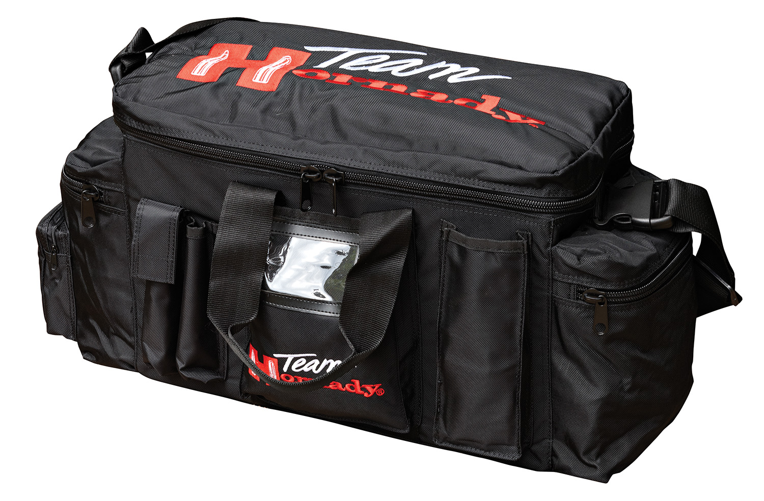 Hornady 9919 Team Hornady Range Bag Black Nylon