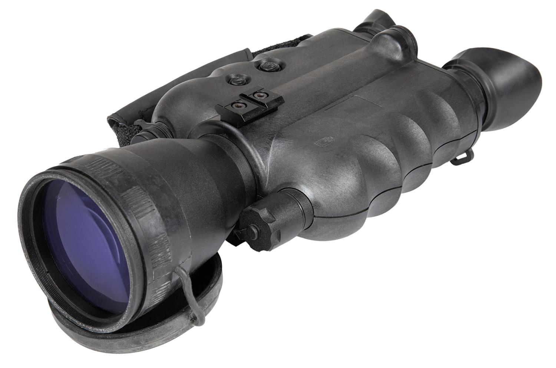 Agm Global Vision 13FXB522103031 FoxBat-5 NL3 Binocular 5x108mm Black Generation 2+ Level 3