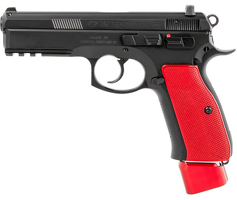 CZ 91206 CZ 75 SP-01 9mm Luger 4.60