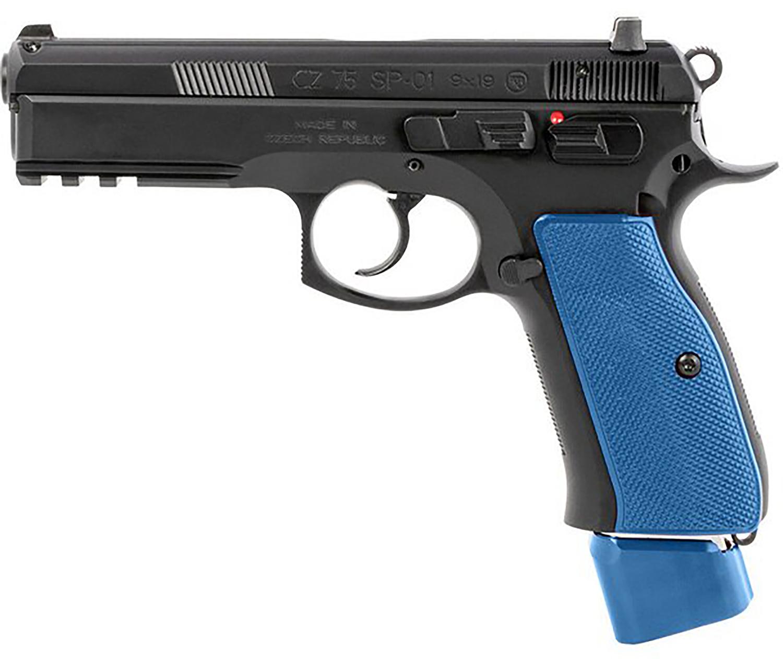 CZ 91207 CZ 75 SP-01 9mm Luger 4.60