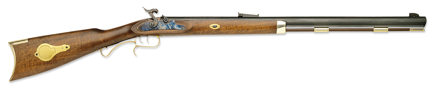 Traditions R24008 Hawken Woodsman Percussion Rifle .50Cal 28