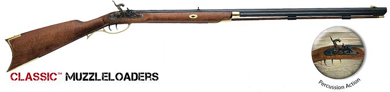 Traditions R26128101 Crockett Muzzleloader Rifle 32Cal,32