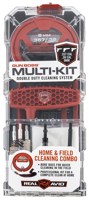 REAL AVID GUN BOSS MULTI KT 357/38/9