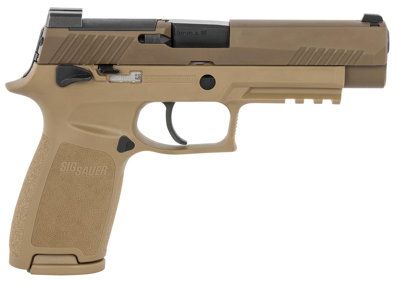 Sig Sauer 320F9M17MS2M P320 M17 9mm Luger 4.70