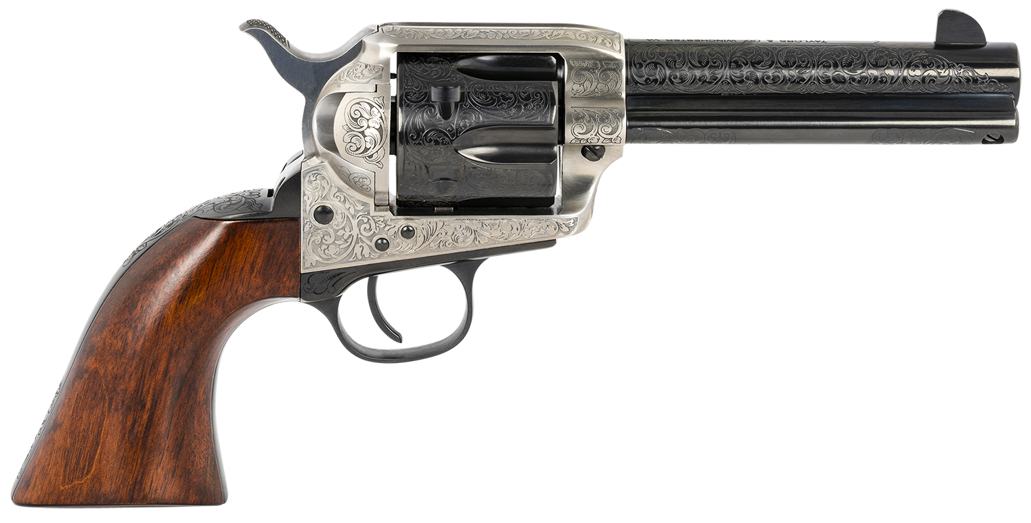 Taylors & Company 709AWE 1873 Cattleman 45 Colt (LC) 6rd 4.75