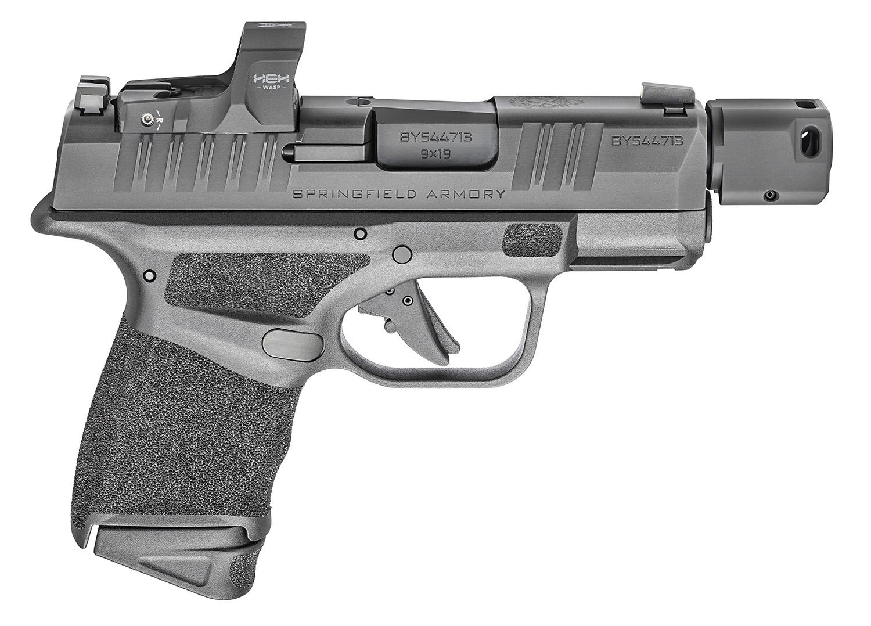 Springfield Armory HC9389BTOSPWASP Hellcat Micro-Compact RDP 9mm Luger 3.80
