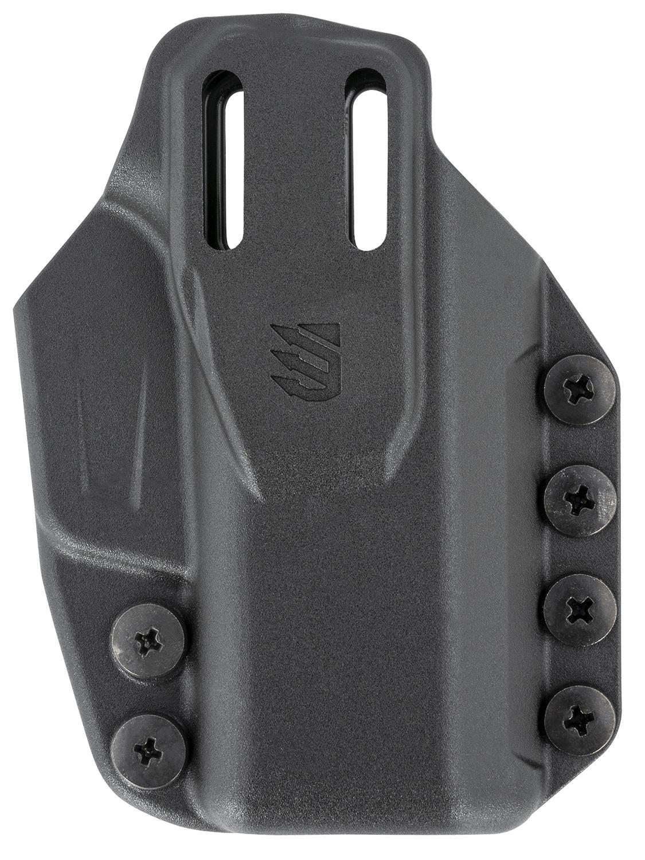 Blackhawk 416070BK Stache Inside-The-Waistband 70 Black Polymer IWB Sig P365 Ambidextrous Hand