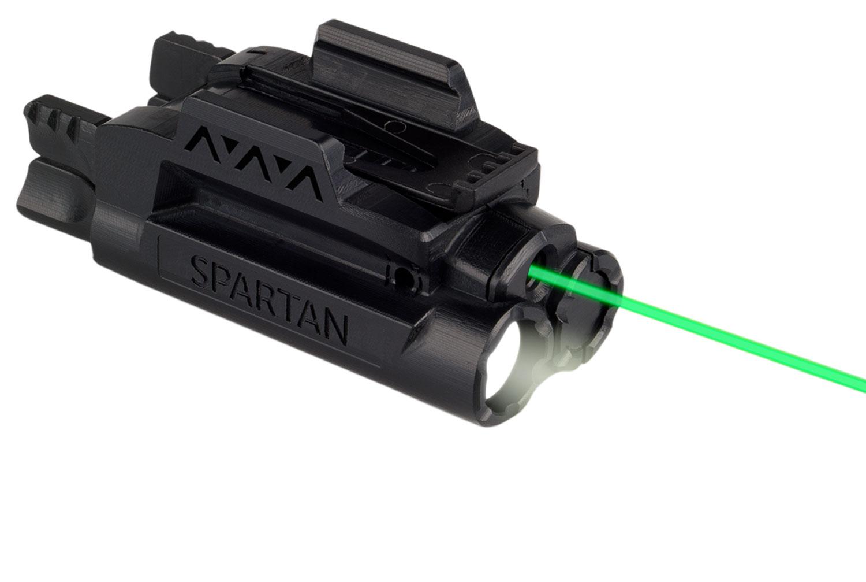 LaserMax SPSCG Spartan Light & Laser Green Picatinny Mount AAA