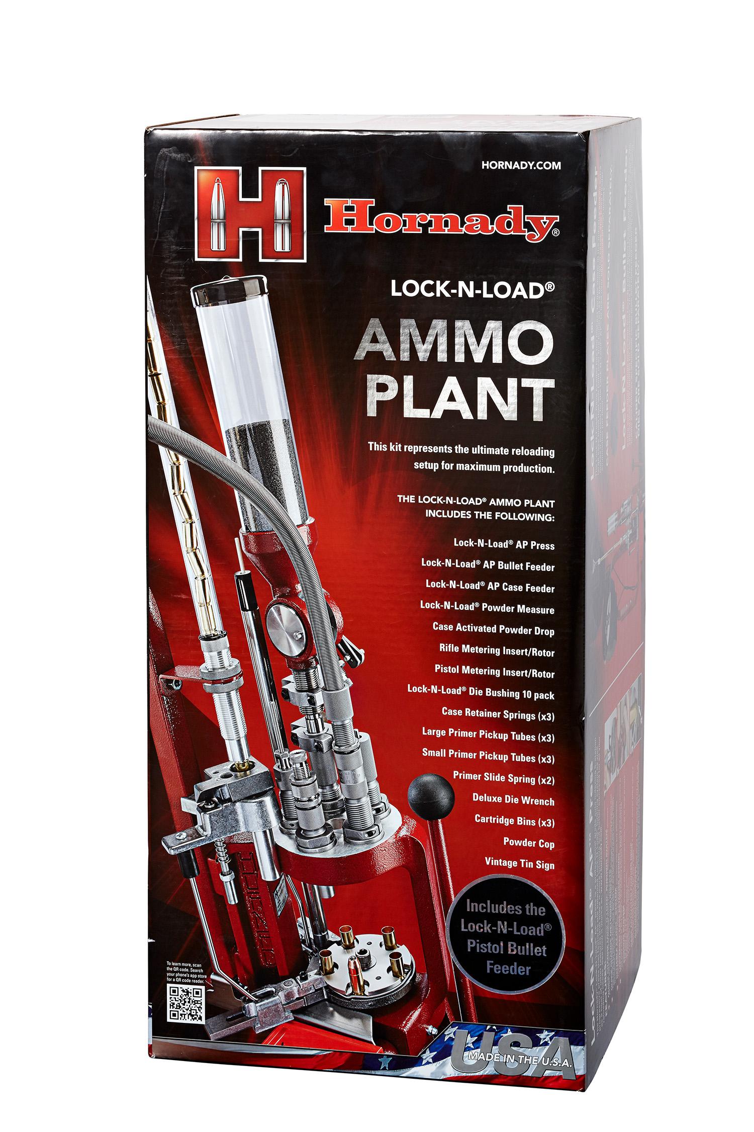 Hornady 095160 Lock-N-Load Ammo Plant Multi-Caliber Progressive
