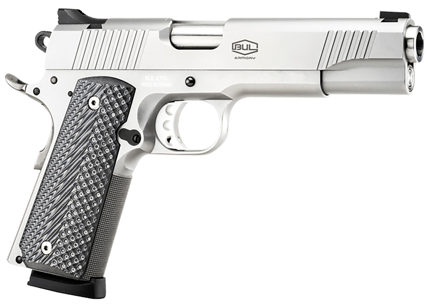 Bul Armory 39102GC 1911 Government  9mm Luger 5