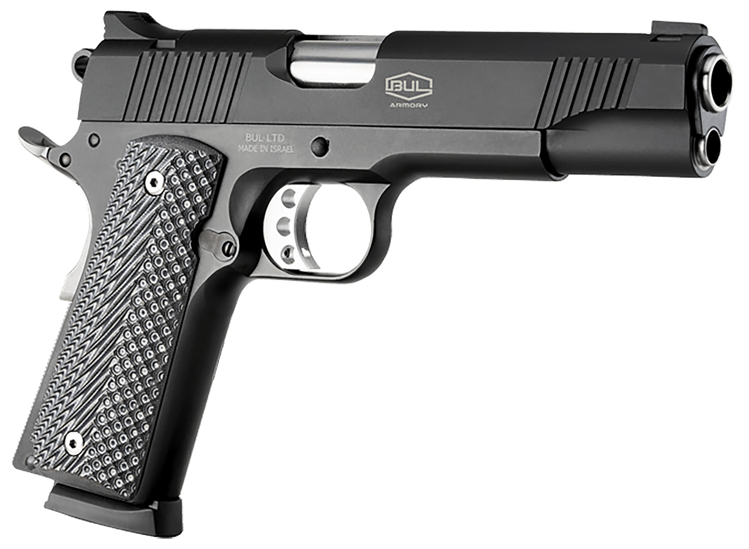 Bul Armory 39101GC 1911 Government  9mm Luger 5