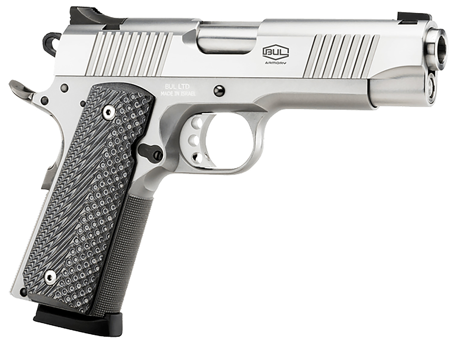 Bul Armory 39104GC 1911 Commander  9mm Luger 4.25
