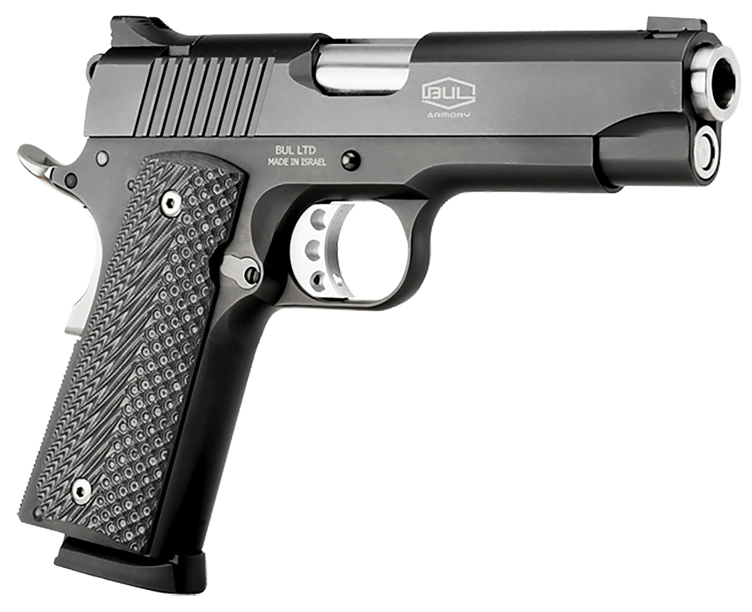 Bul Armory 39103GC 1911 Commander  9mm Luger 4.25