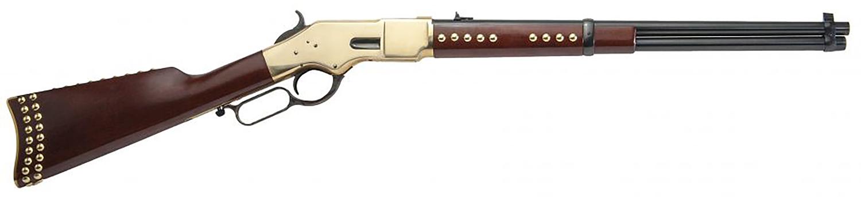 Cimarron CA228G19 1866 Yellowboy Carbine  45 Colt (LC) 19