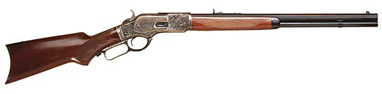 Cimarron CA213 1873 Deluxe Short Rifle  38 Special,357 Mag 20