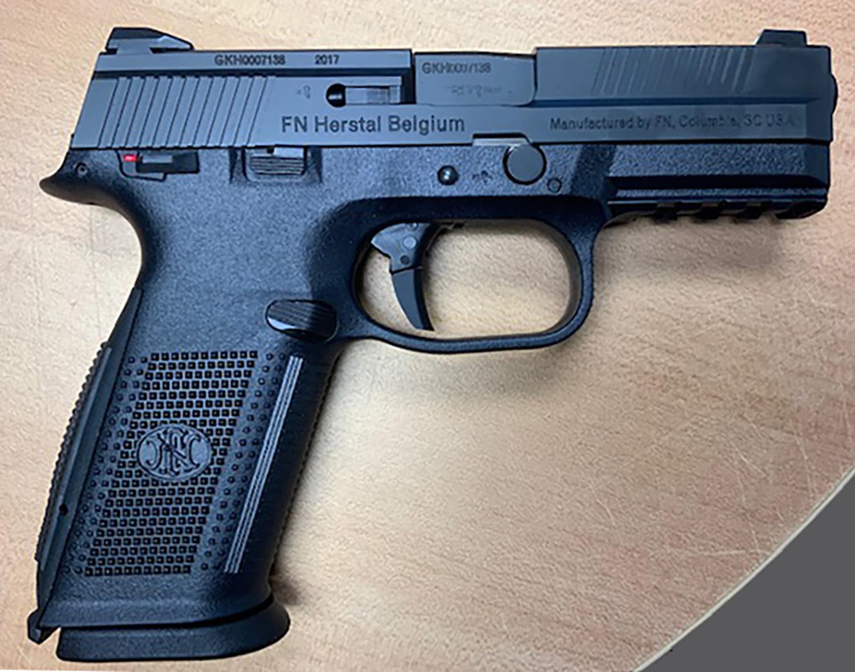 FN 66689 FNS Herstal Belgium 9mm Luger 4