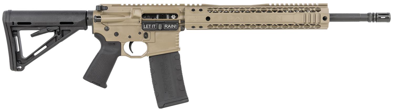 Black Rain BRO-21022601 Billet  5.56x45mm NATO 16