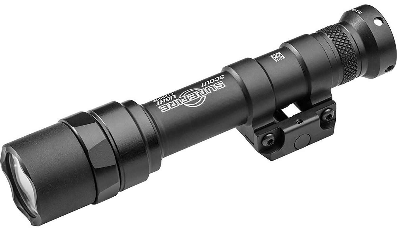 M600 ULTRA SCOUT LGT BLK 1000L | THUMB SCREW MT|1000 LUMENS|BLK
