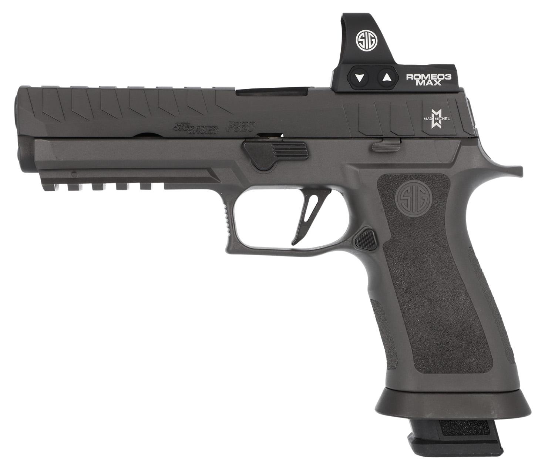 Sig Sauer 320X59MAXM P320 Max 9mm Luger 5