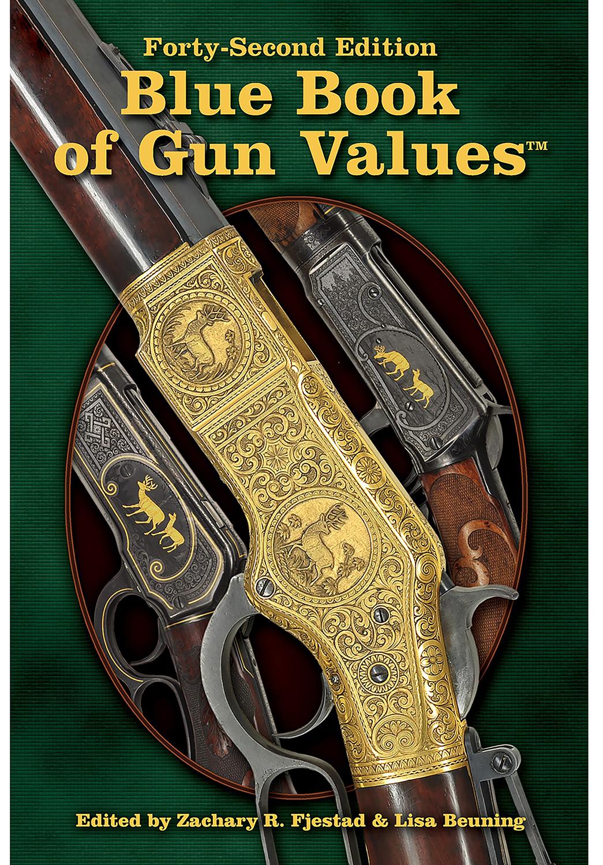 BLUE BOOK 42ND EDITION GUN VALUES