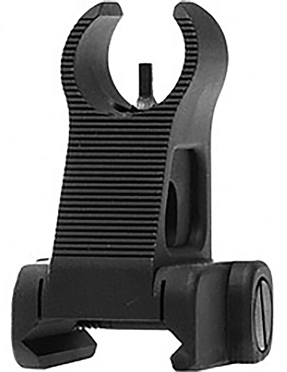 Troy Ind SSIG-FBS-FHBT-03 BattleSight Front Sight Fixed Black Hardcoat Anodized for HK