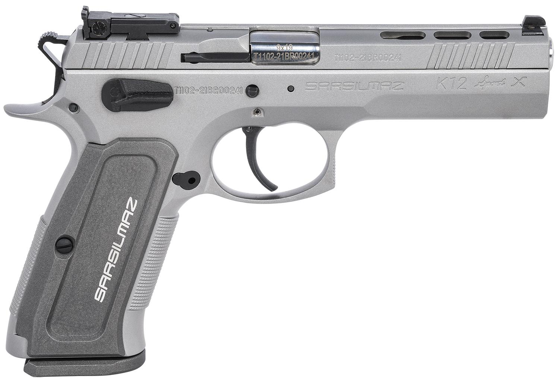 Sar USA K12STSPX K-12 Sport X Duty 9mm Luger 4.70