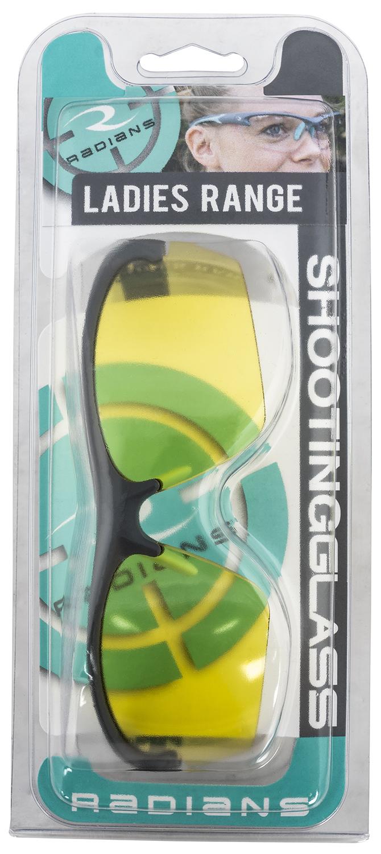 Radians Ladies Range Shooting Glasses  <br>  Aqua/Amber