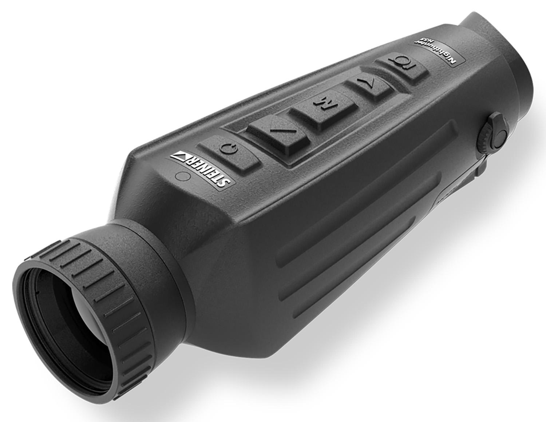 Steiner 9520 Nighthunter H35 Thermal Monocular Matte Black 2x-16x 35mm 640x512 Resolution