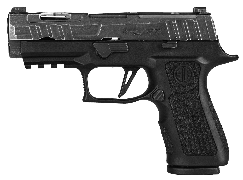 Sig Sauer 320V001 P320 XCompact Spectre 9mm Luger 3.90