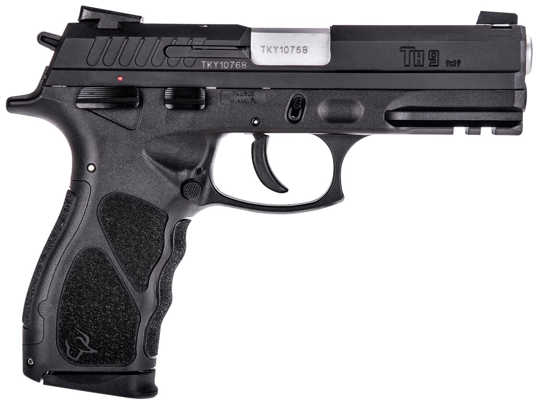 Taurus 1-TH9041-3X10 TH9  9mm Luger 4.27