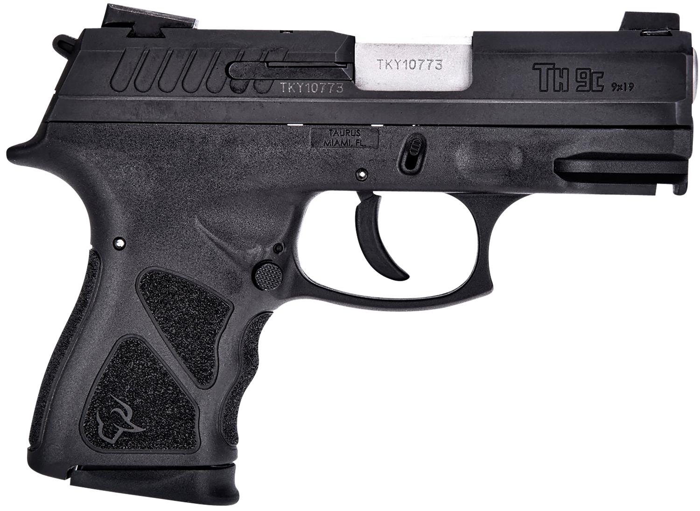 Taurus 1-TH9C031-3X10 TH9c  9mm Luger 3.54