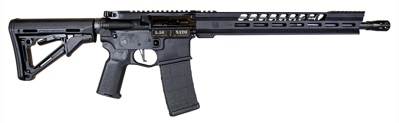 Diamondback DB15BLBGB DB15  5.56mm NATO 30+1 16