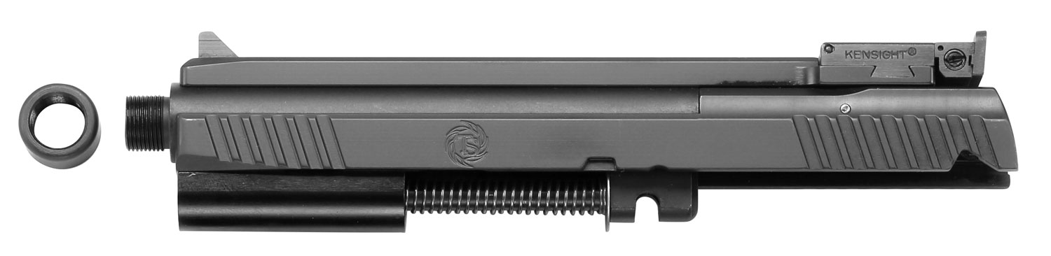 Tactical Solutions 2211TESSSTD 2211 Conversions with Standard Rail Threaded Barrel 4.8