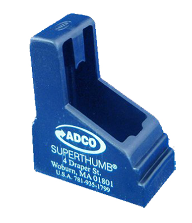 ADCO SUPER THUMB LOADER DBL STK 9/40