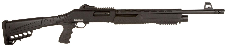 Dickinson XX3D2 XX3 Commando Black 12 Gauge 18.50