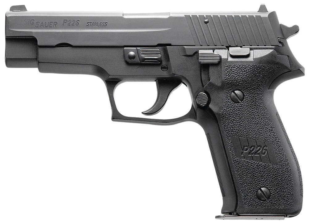 Sig Sauer E26R40B P226 Full Size Single/Double 40 Smith & Wesson (S&W) 4.4