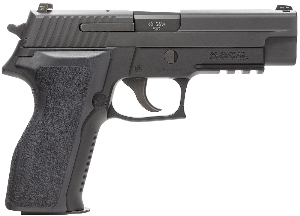 Sig Sauer E26R40BSS P226 Full Size Single/Double 40 Smith & Wesson (S&W) 4.4